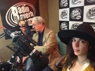 Blanca Regina & Steve Beresford at Radio Reverb