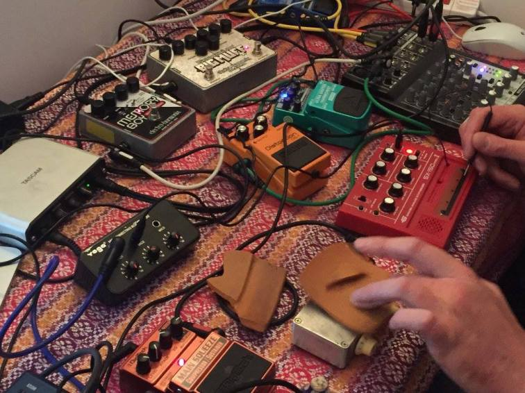 Pedals and gadgets